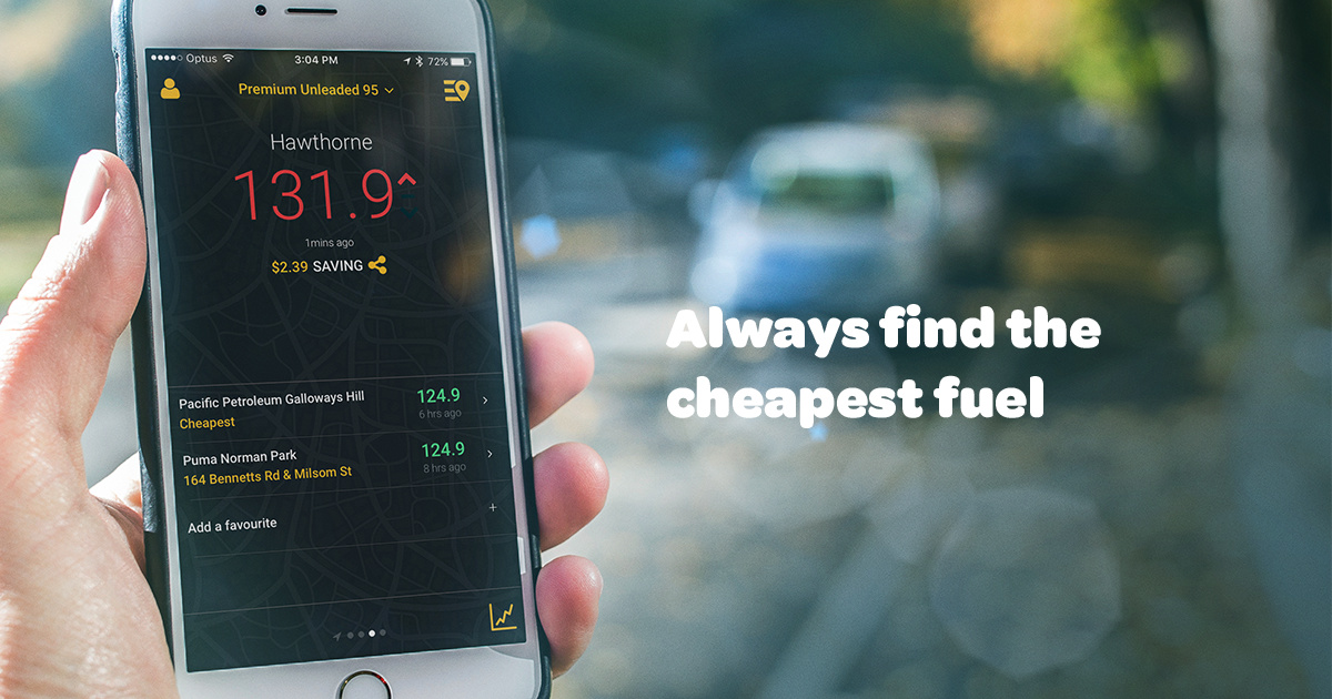 MotorMouth | Fuel Price App | Find Cheap Petrol Near You